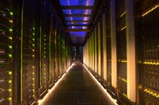Superkomputer znajdujący się w Gdańskim CI TASK