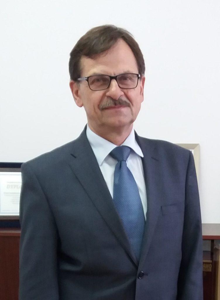 prezes zarządu Jerzy Woźniak