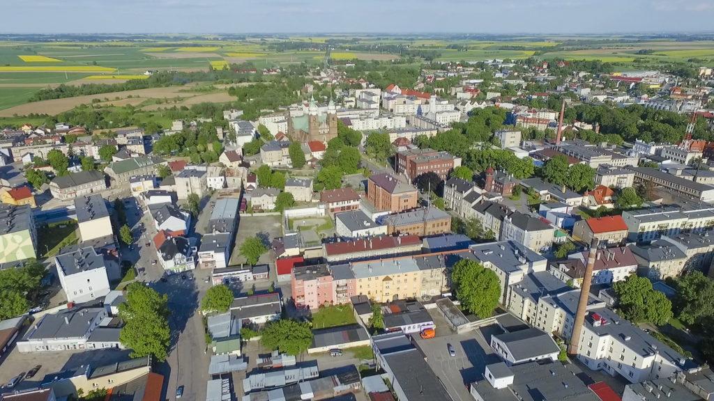 Panorama Głubczyc